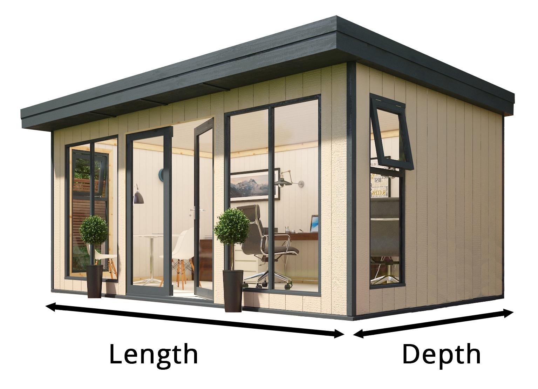 EcoStudio Garden Building