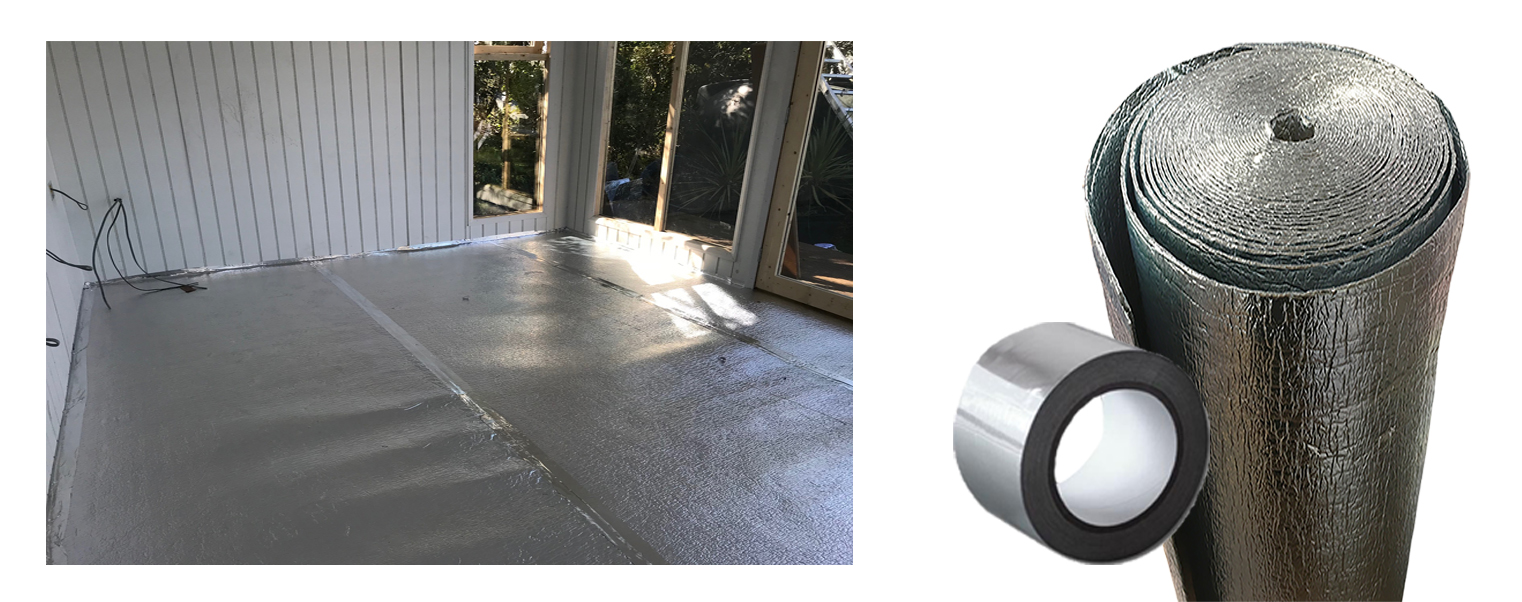 EcoTec FloorFoam Insulation