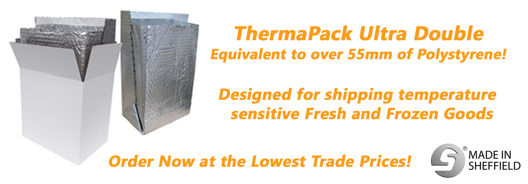 ThermaPack Double Box Liners
