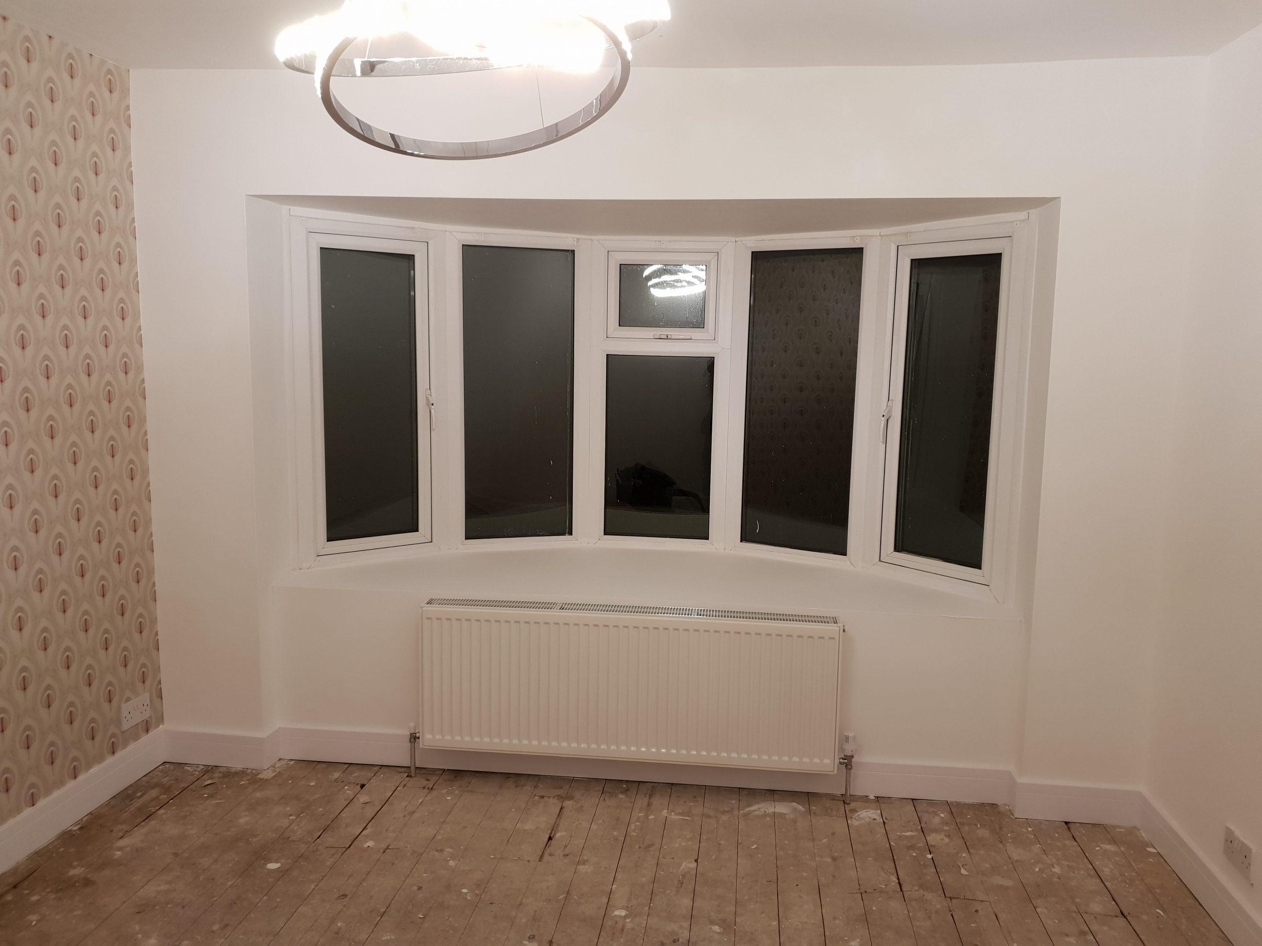 SuperQuilt bay window