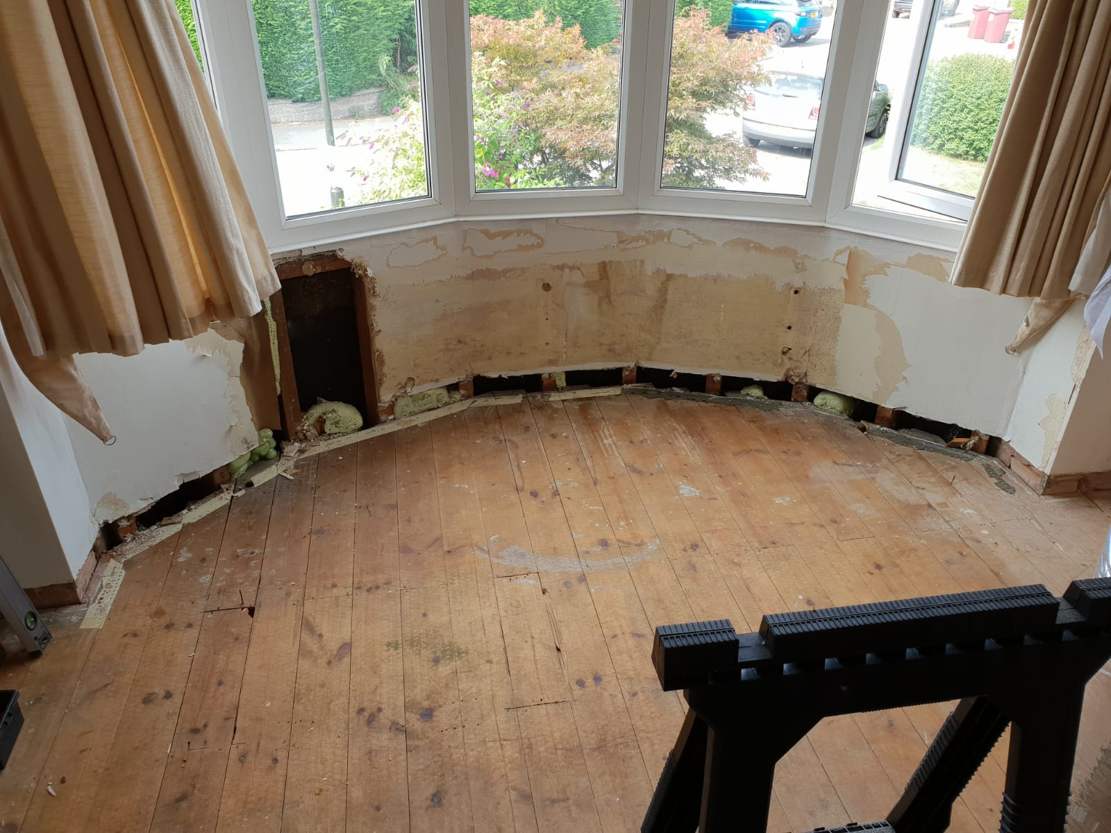 Bay Window Revive Your Bay Window Using Superquilt Insulation Insulate It Com