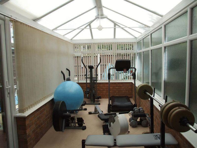 conservatory gym